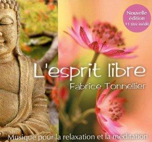 pochette de CD de Fabrice Tonnellier