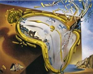 horloge molle de Dali