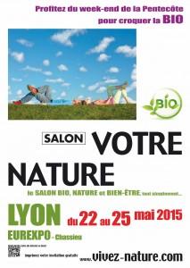 22 25 mai salon votre nature lyon magn tisme et bien for Salon bien etre lyon