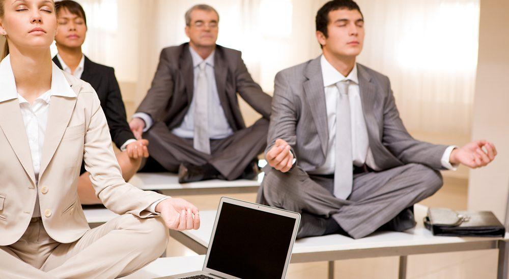 zen au bureau