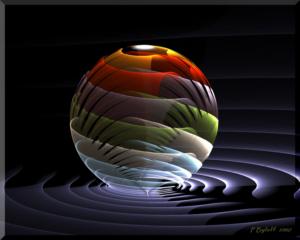 bulle de protection magnétique