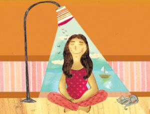 méditation lumineuse