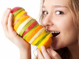 repas de fruits