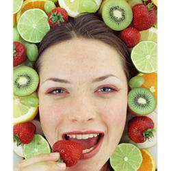 bain de fruits