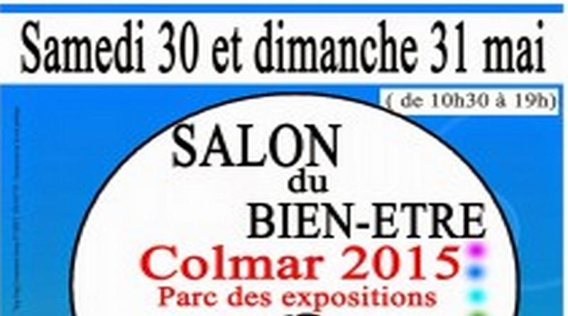 30-31 mai : Salon du Bien-Être à Colmar