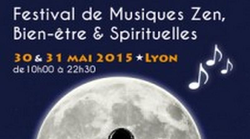 30-31 Mai : Festival de musiques Zen, Bien-Être & Spirituelles à Lyon
