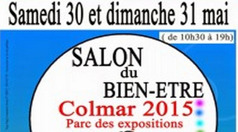 30/31 mai 2015 : Salon du Bien-Être à Colmar