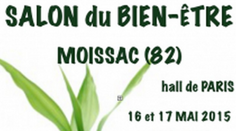 16 17 mai 2015 salon du bien tre moissac 82 for Salon du bien etre paris