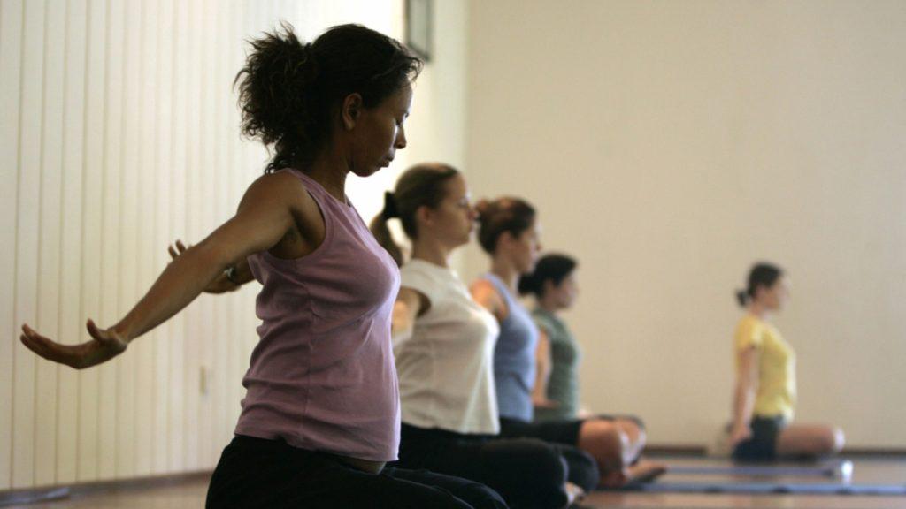 yoga contre stress chronique